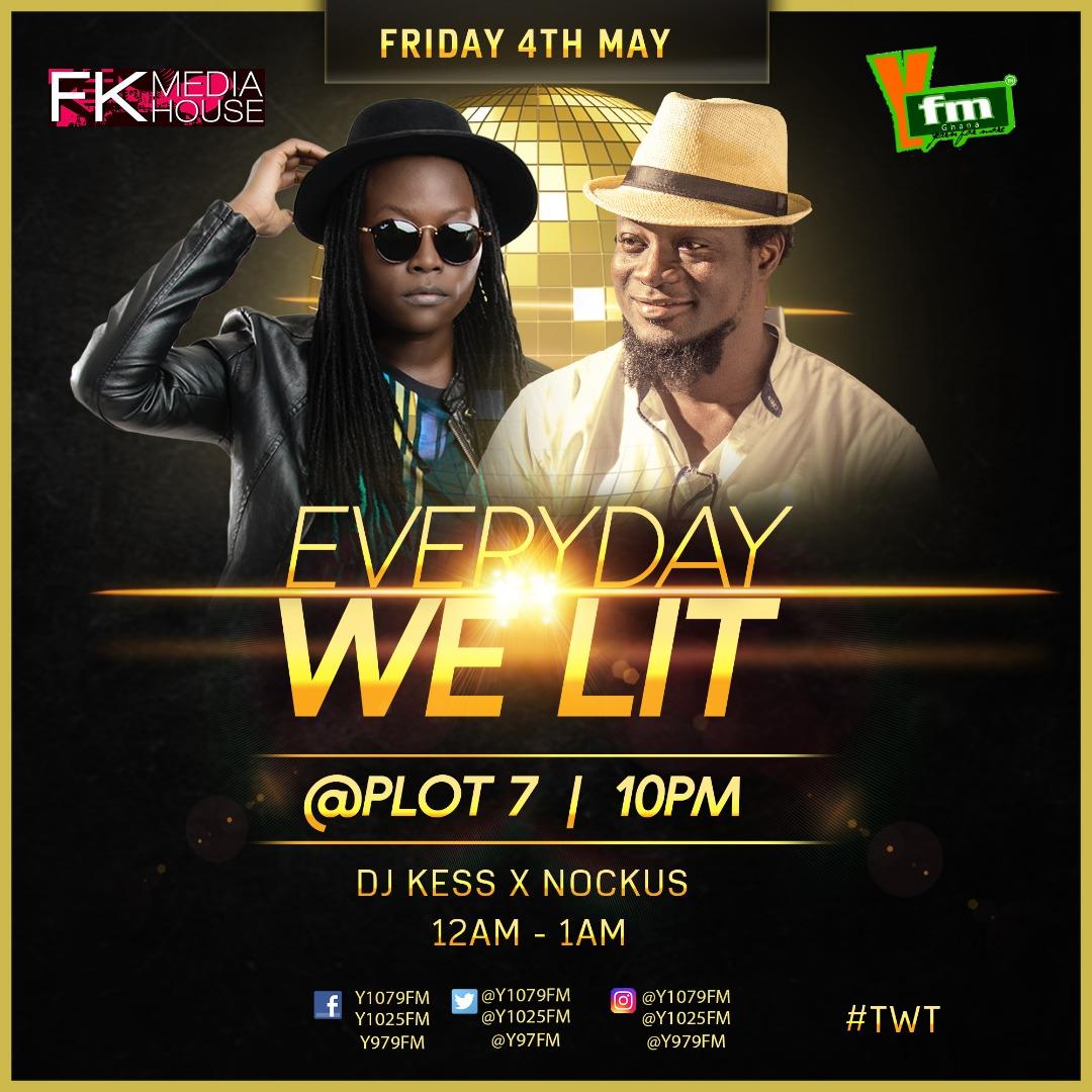 YFM Stars Ready To Rock Plot 7 with #EverydayWeLit