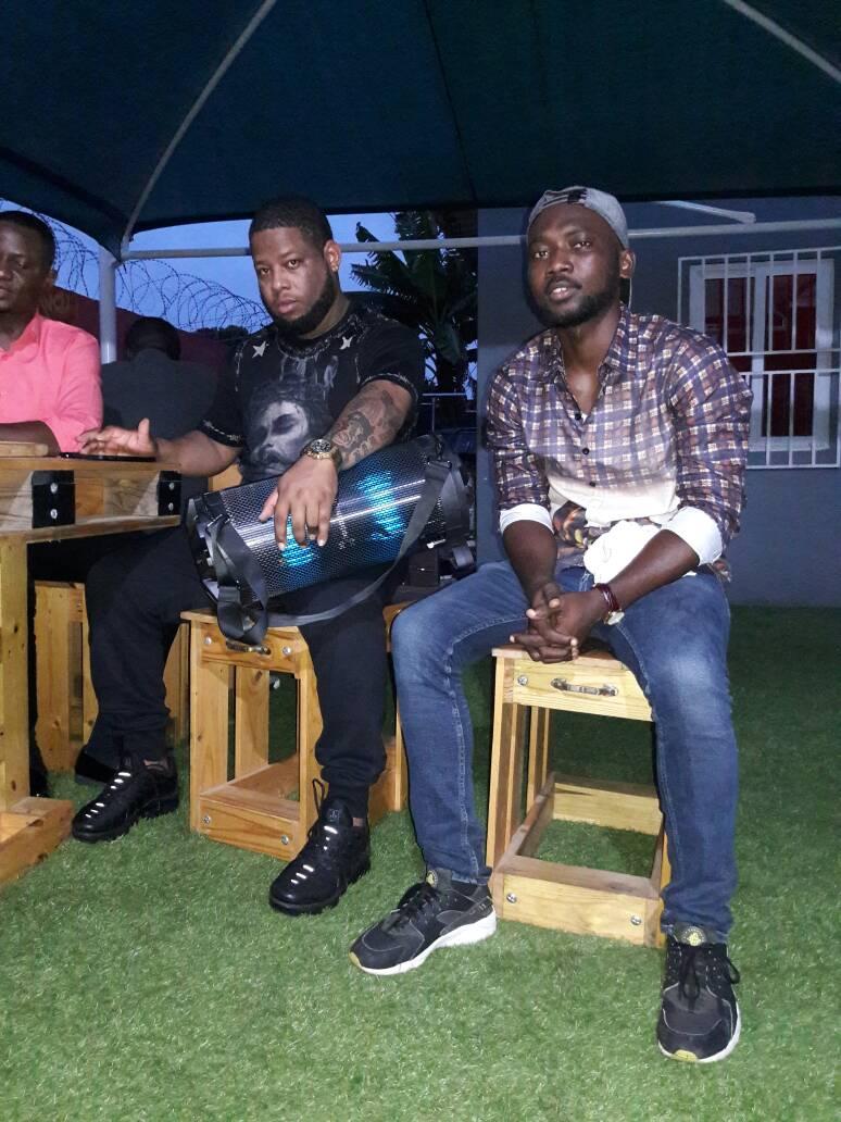 D Black shoots Free Music Music Video for Kula