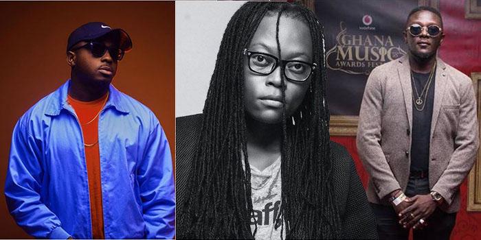 YFM's DJ Kess, Vision DJ & DJ Mic Smith win BIG at Ghana DJ Awards 2018