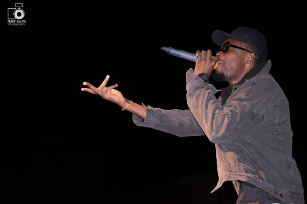 "Epixode, EL, Iba One Shut Down Burkina Faso Watsup TV ""Le Concert Planet"""