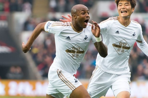 Andre Ayew set to join West Ham for £16m