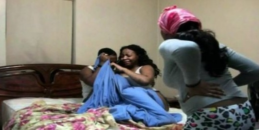 Married Man Caught Pants Down With A Married Female Pastor