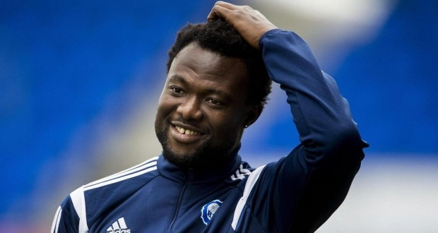 Gideon Baah Out With Broken Leg