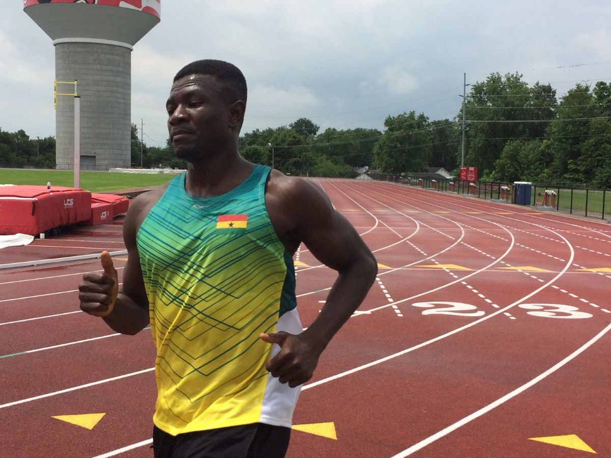 Rio 2016: Emmanuel Dasor Crashes out of 200 metres
