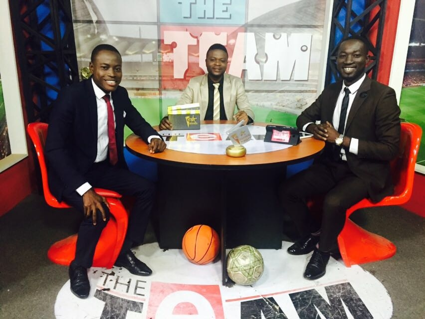 e.TV Sports Crew Scoop Ghana Film and Television Award