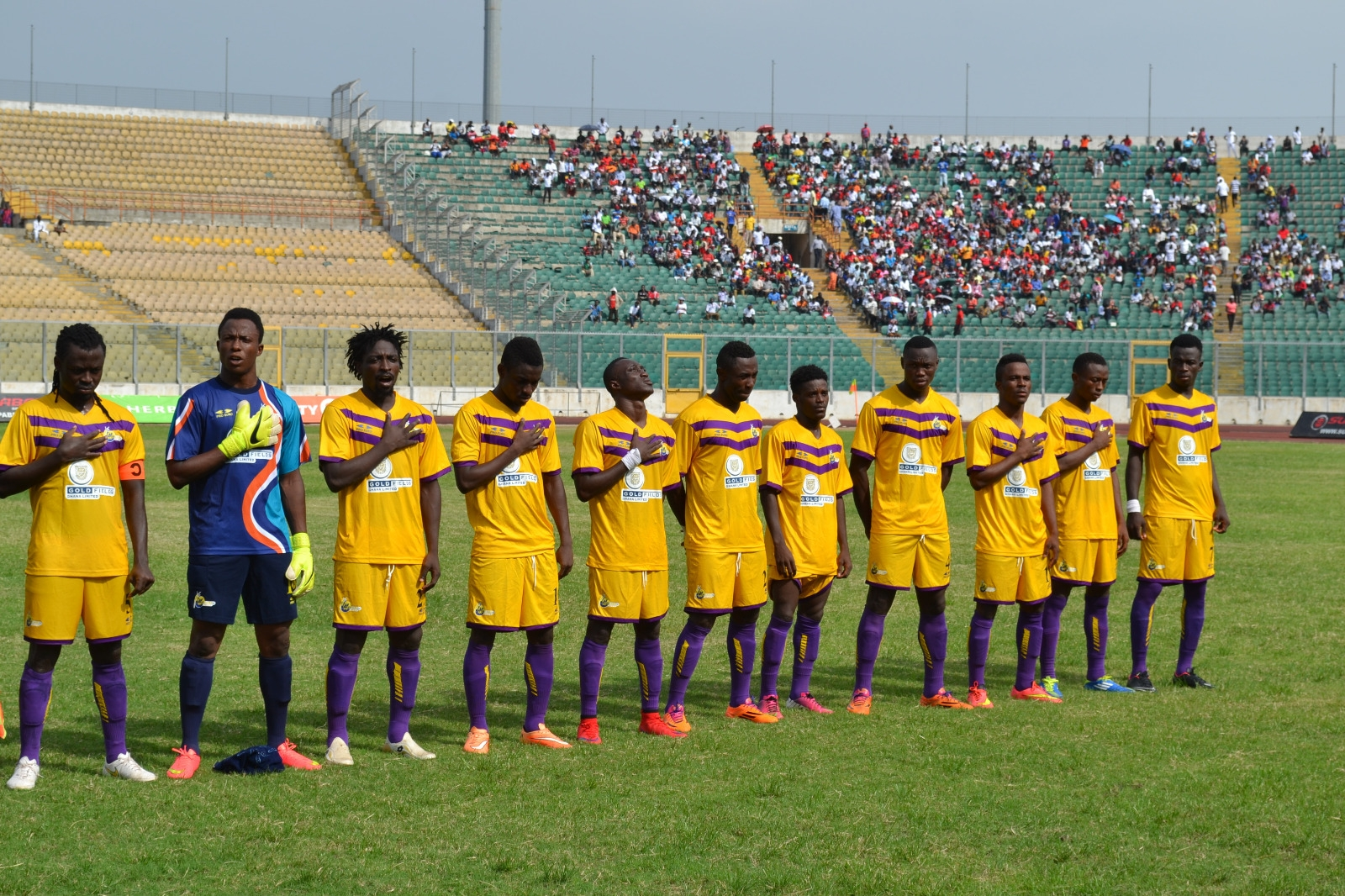 Medeama Beat TP Mazembe to Keep Confederations Cup Hope Alive