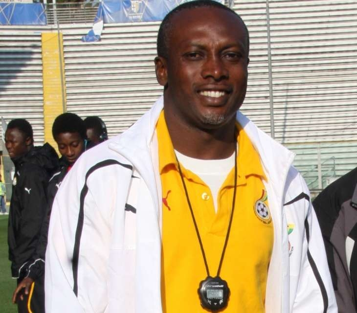 Yaw Preko appoints Ex-Kotoko Star as assistant coach
