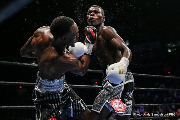 Commey wants rematch after defeat to Easter Jr