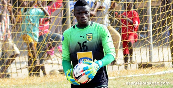 Shot-stopper Ofori Antwi coy on Kotoko stay