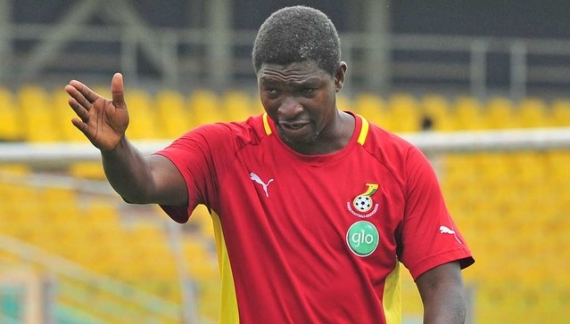 Maxwell Konadu distances himself from Commey beating