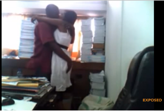 Lecturer Caught Having Sex With 18-year-old Student
