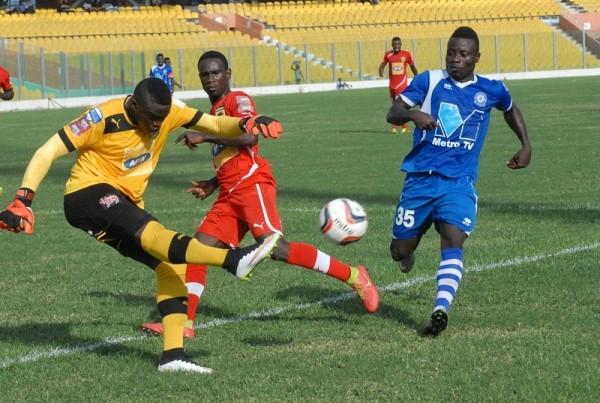 Eric Ofori Antwi fumes at Kotoko snub