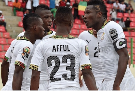 'Change your attitude' - Fred Papoe Tells Black Stars