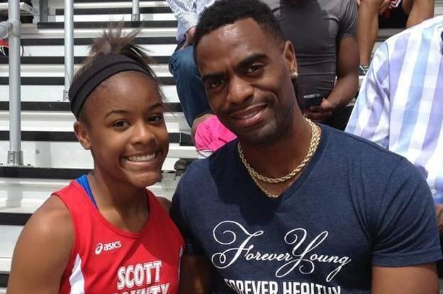 US Olympian Tyson Gay's daughter shot dead in Kentucky