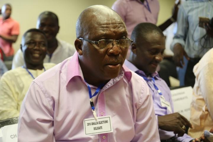 Kudjo Fianoo pips Odotei to win WORST CEO of the Year in Happy FM's Golden Bin Awards
