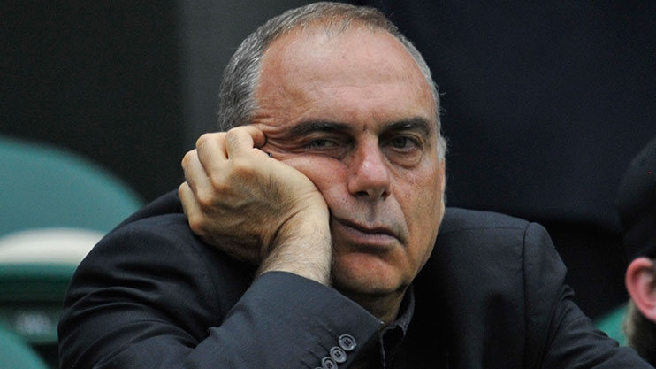 Avram Grant Voted WORST National Team Coach of the Year in Happy FM's Golden Bin Awards
