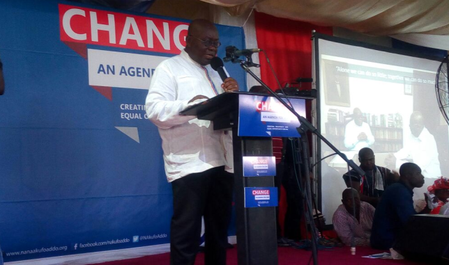 NPP to Construct 4 New Stadia, 3 Sport Colleges - Full Detail of NPP Manifesto on Sports