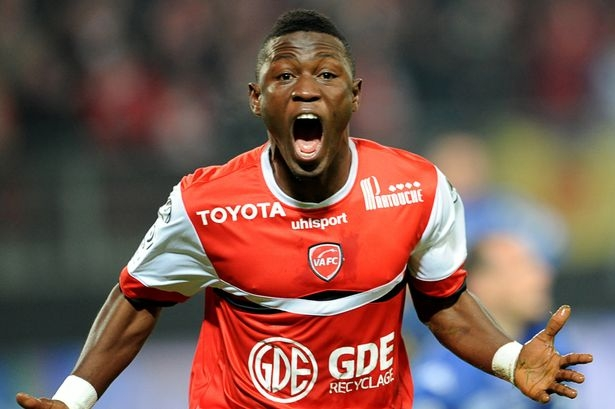 Majeed Waris scores stunning winner for Lorient