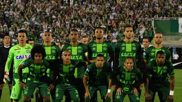 SWAG gutted by Chapecoense plane crash