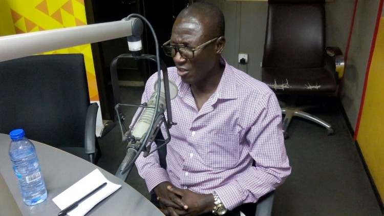 Didi Dramani debunks Hearts of Oak coaching role reports