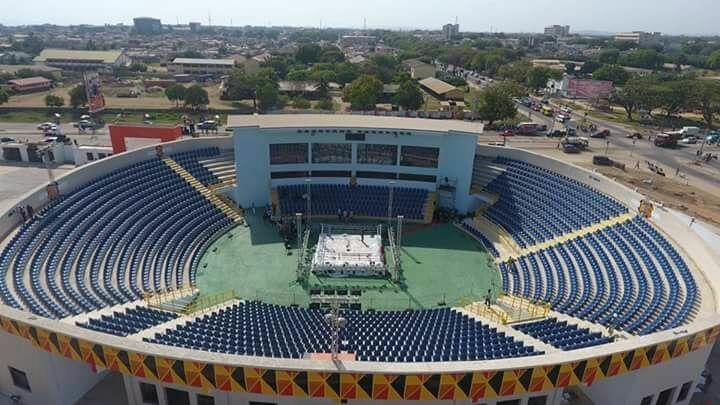 PHOTOS: Trust Sports Emporium inaugurated