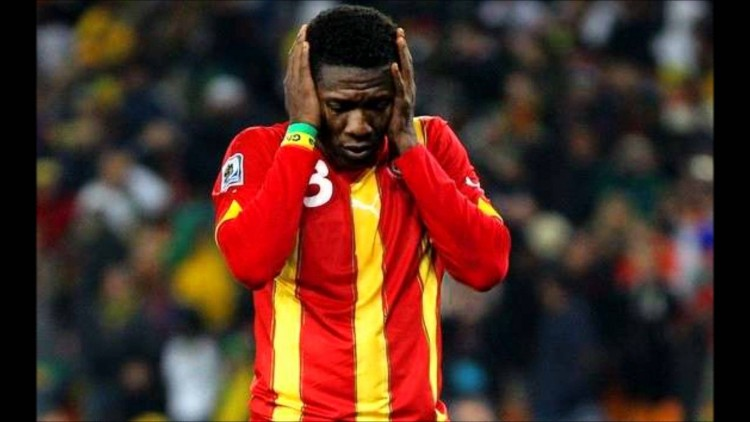 Black Stars are nothing without Asamoah Gyan- Elmohamady