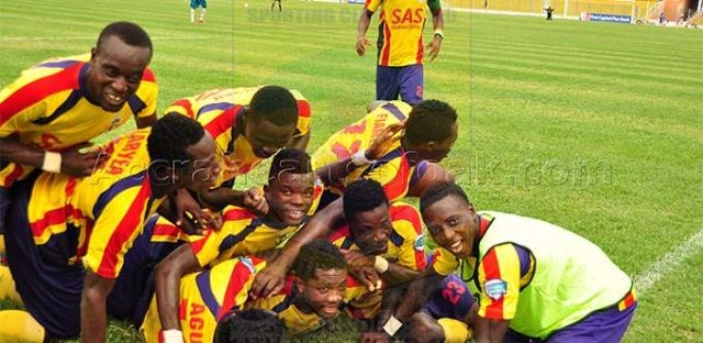 Match Commissioner explains confusion that rocked Hearts vs Kotoko game after 1-1 draw
