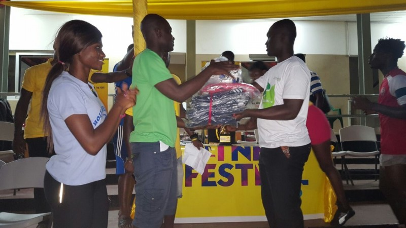 Holy Sprinters are Champs- As Happy FM Health and Fitness festival end in style (PHOTOS)