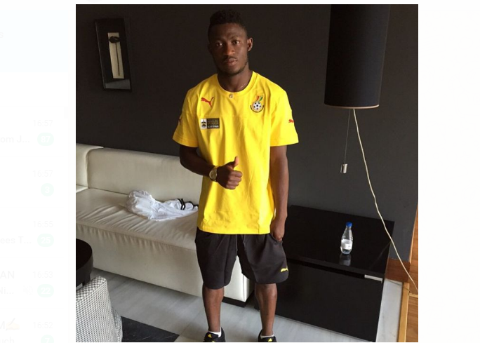 Ex Ghana Youth star wooed to play for Togo in AFCON 2017