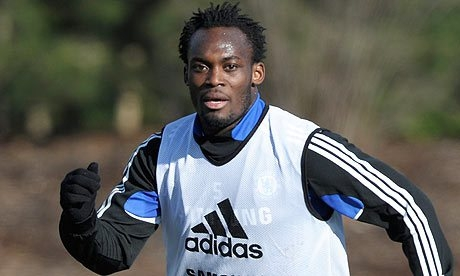 I haven't retired - Michael Essien