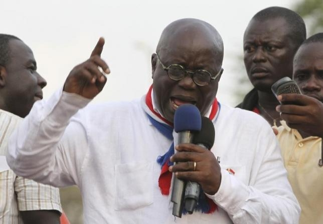 Choose me; I want to serve – Akufo-Addo