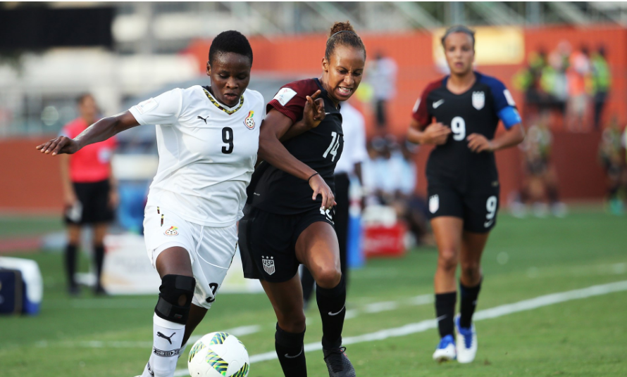 Black Princesses Crash Out Of U-20 World Cup