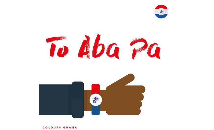 NPP's  COLOUR GHANA Campaign Kicks off with #ToAbaPa