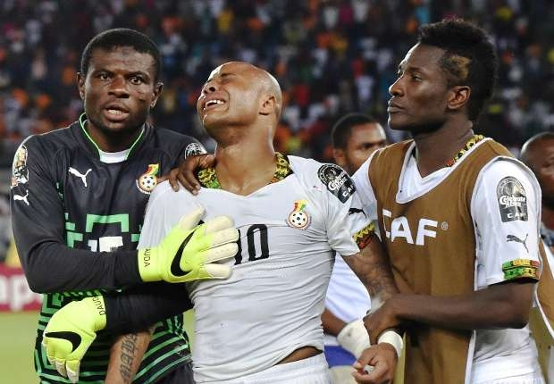 Ghana drops heavily in latest FIFA Ranking