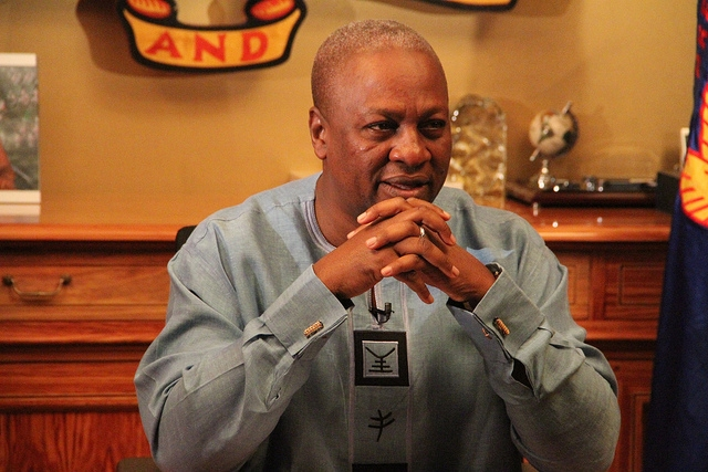 There is no magic to put money into people's pocket - Mahama