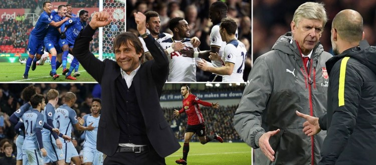Conte's cheer, Wenger's woe and Zlatan being Zlatan: 10 things we learned this Premier League weekend