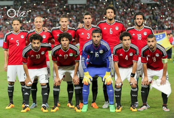 AFCON 2017: Egypt names 27 players on the provisional squad