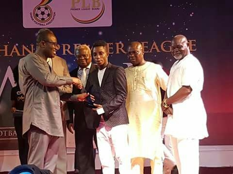 Latif Blessing Named GPL Player of the Year- Full List of Winners