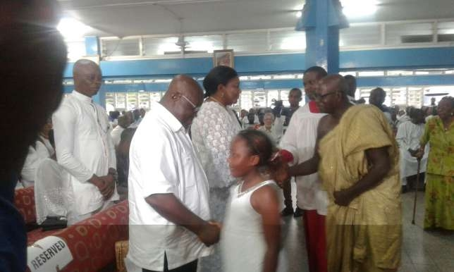 Keep me in your prayers — Nana Akufo-Addo