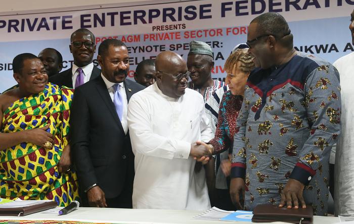 President-elect Nana Akufo-Addo warns would-be appointees