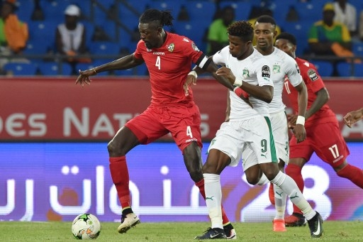Star-studded Ivory Coast disappoint in Togo draw