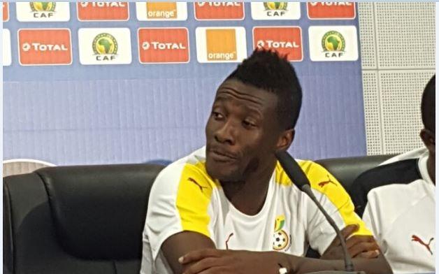 We're better than Uganda- Asamoah Gyan