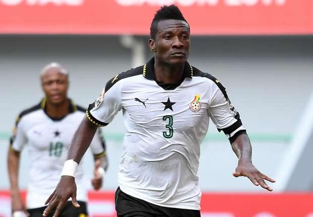 Le-GYAN-dary: Asamoah Silences Mali As Ghana Gets To The Quarters