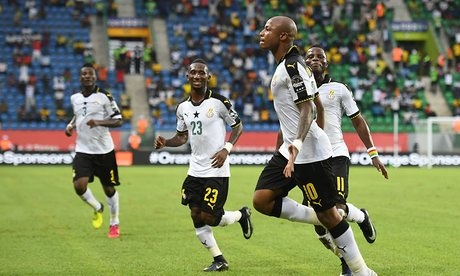Ayew Goal Grants Ghana Vital Win