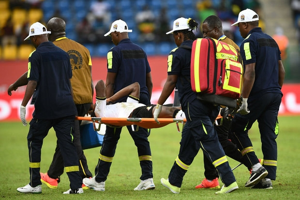 Baba Rahman out for seven months
