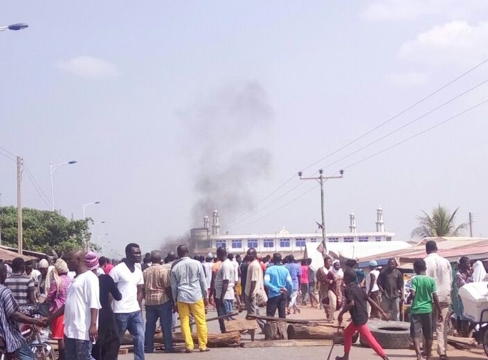 4 shot in Ejura as NPP, NDC supporters clash