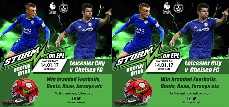 Storm Energy to reward EPL fans in Ghana