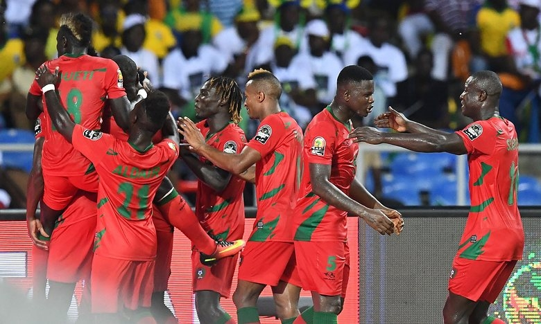 Guinea-Bissau Shock Host Gabon in AFCON Opener with late equalizer