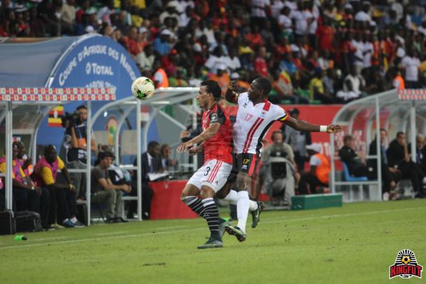 Egypt Star Abdel-Shafy misses Ghana match