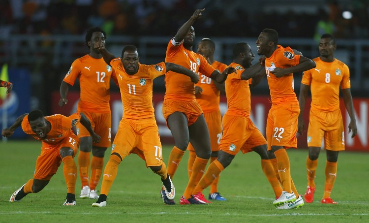 #AFCON2016 - Full squad list of Group C Teams